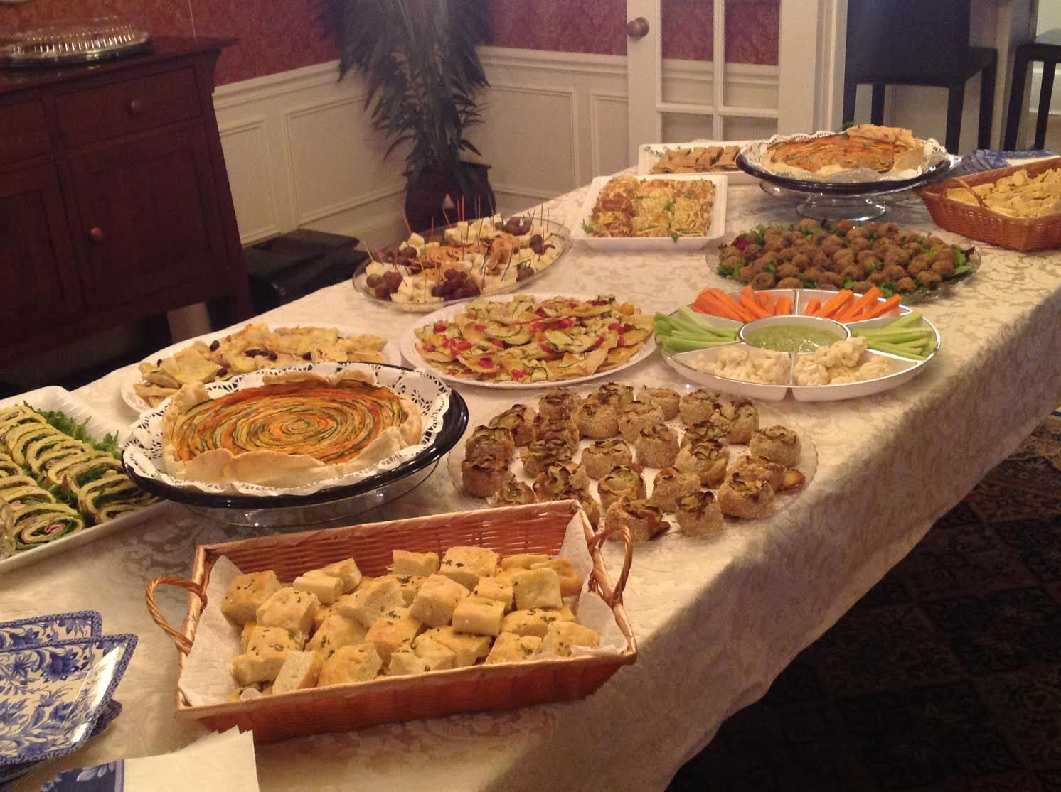 Catering by From Scratch in Ridgwood New Jersey.
